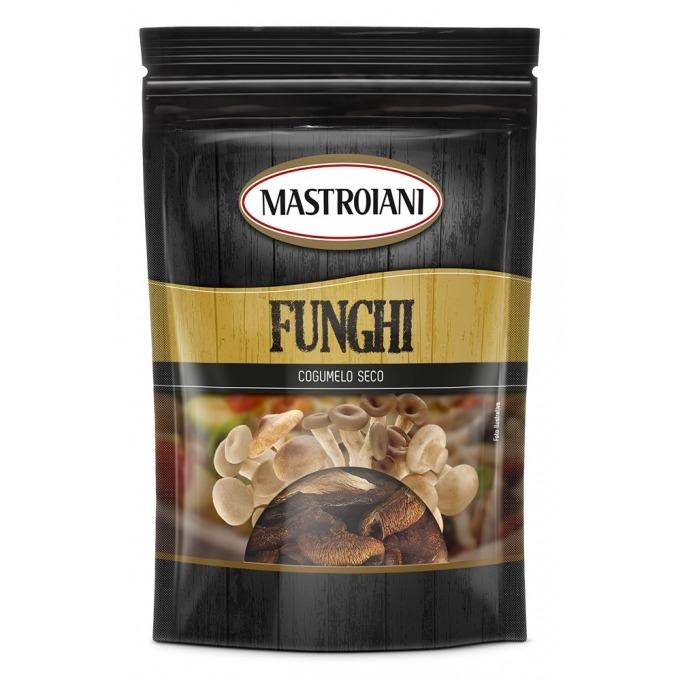 Cogumelo Seco Funghi Mastroiani 150 gr
