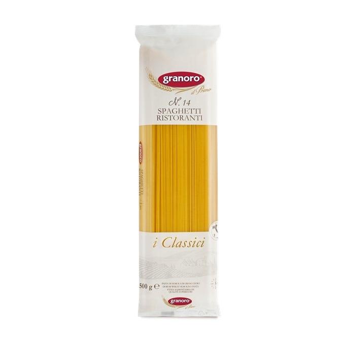 Pasta Grano Duro Spaghetti Granoro 500g