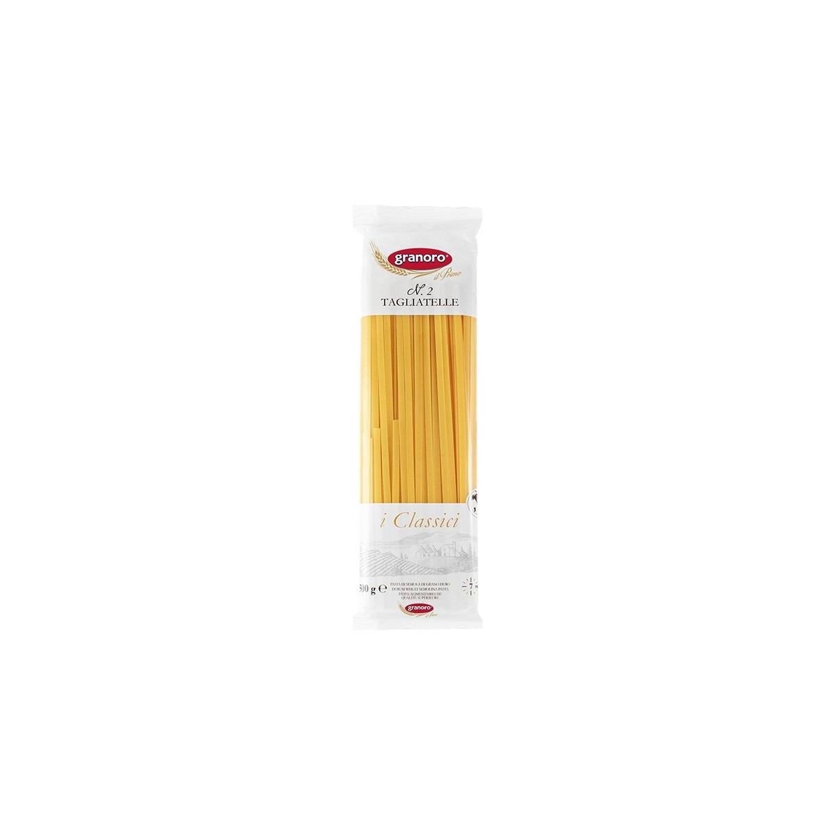 Pasta Grano Duro Tagliatelle Granoro 500g
