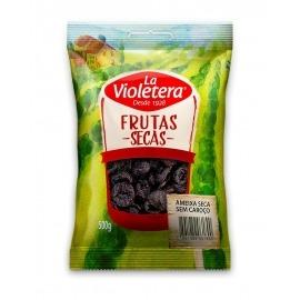 Ameixa Seca Sem caroço La Violetera 500 g