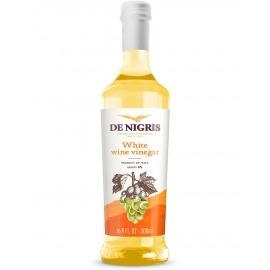 Aceto Vinho Branco De Nigris 500 ml