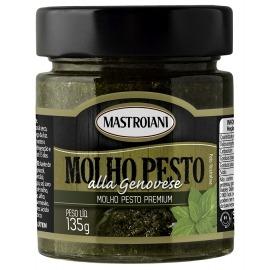 Molho Pesto Alla Genovese 135g